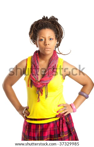 red-scarf girl essay
