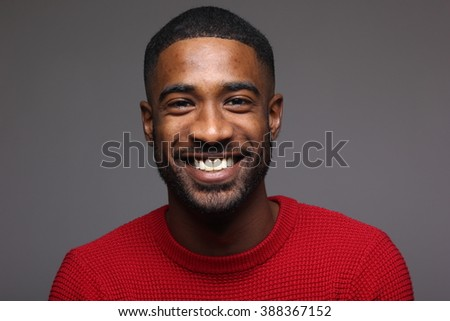 Beautiful black man