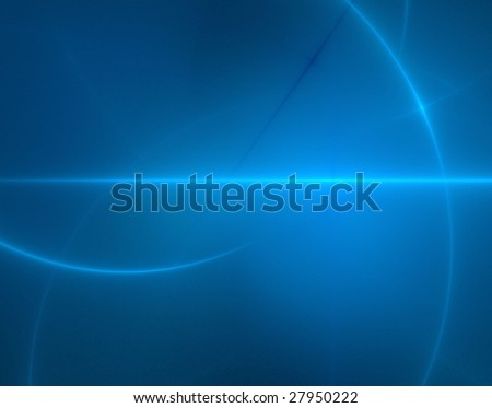 Beautiful blue background - stock photo