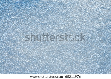 beautiful blue ice abstract natural background - stock photo