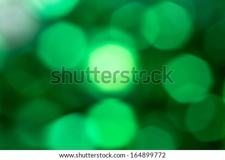 beautiful bokeh background - stock photo