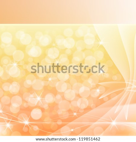 Beautiful Bokeh Background  for Holiday Season