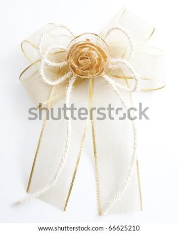 Beautiful Bow - stock photo