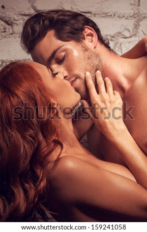 Touching Couples Nude Sex