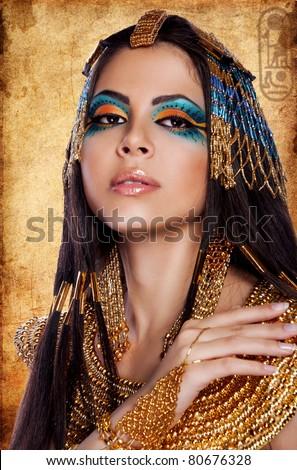 egyptian makeup women - photo #22