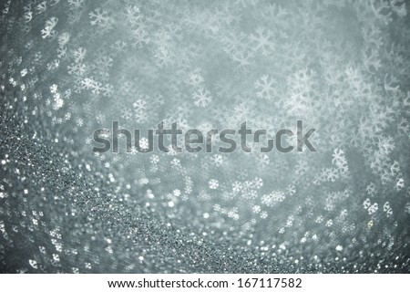 Beautiful festive abstract background with a small depth of field - stock photo