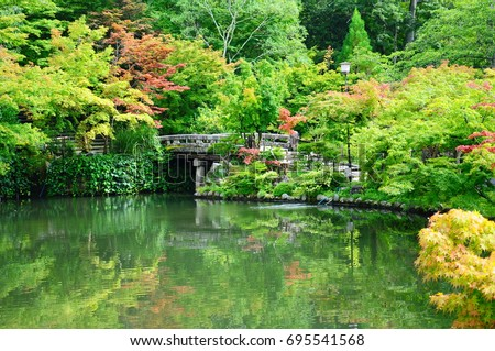 https://thumb9.shutterstock.com/display_pic_with_logo/167494286/695541568/stock-photo-beautiful-garden-in-kyoto-695541568.jpg