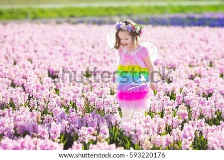 purple princess tulip kids water wings stock images royalty free images vectors