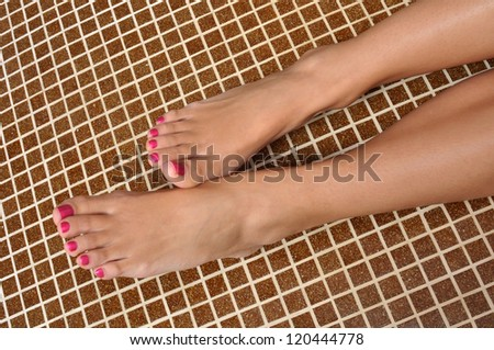 beautiful feet photo х??хэлдэйн № 30112