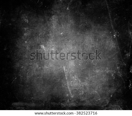 Beautiful Grunge Wall Background, Dark Abstract Distressed Texture