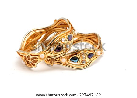 beautiful indian bangles for daily wear - economic and artificial