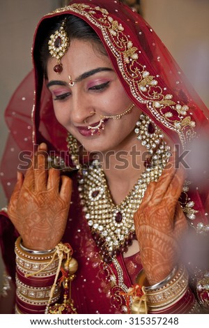 The Pain Of Indian Bride