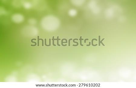 Beautiful Nature Bokeh.Blurred background - stock photo