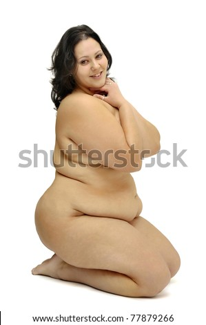 Chubby tattooed women