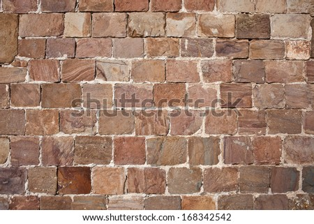Beautiful old stone wall texture, can be used as background