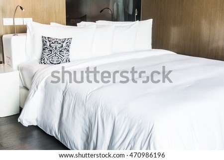 Stock photos royalty free images vectors shutterstock for Beautiful bed decoration