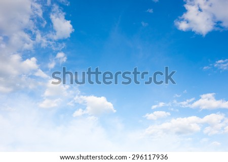 beautiful sky, abstract