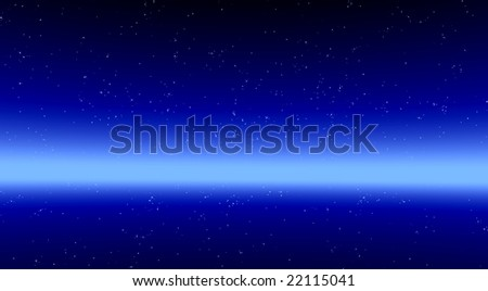 Beautiful space light background texture - stock photo