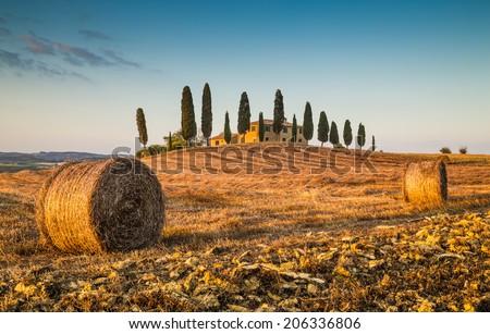 Тоскана в сентябре