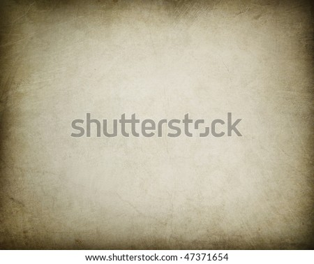 Beautiful Vintage Paper Background - stock photo
