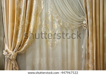 design trends cream pin draping trend trellis drapery chocolate and street drapes pattern brown