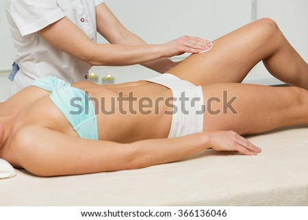 All girl massage and waxing   Adult pics)