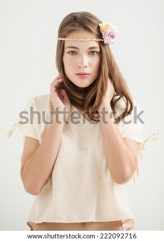 Headband Stock Photos Images Amp Pictures Shutterstock