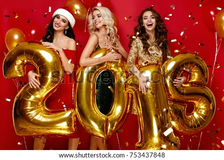 2018 New Year Party Dresses