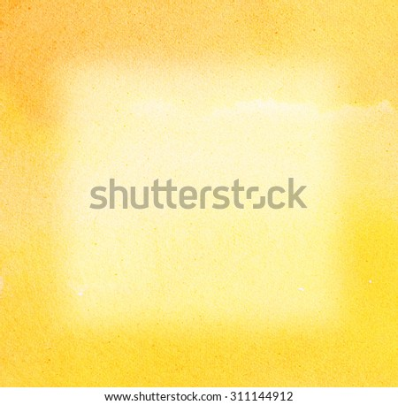 beautiful yellow background - color shading texture
