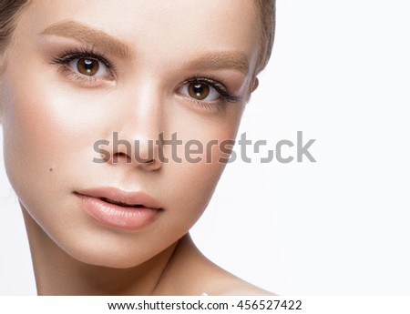 Portrait Young Angry Man Stock Photo 427841233 Shutterstock