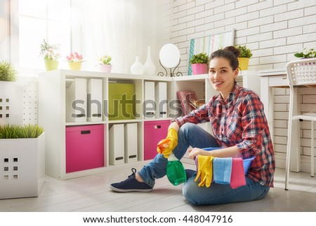 Cleaning The House clean house stock images, royalty-free images & vectors | shutterstock