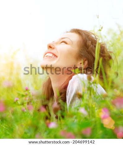 https://thumb9.shutterstock.com/display_pic_with_logo/195826/204699142/stock-photo-beautiful-young-woman-outdoors-enjoy-nature-meadow-healthy-smiling-girl-in-green-grass-204699142.jpg