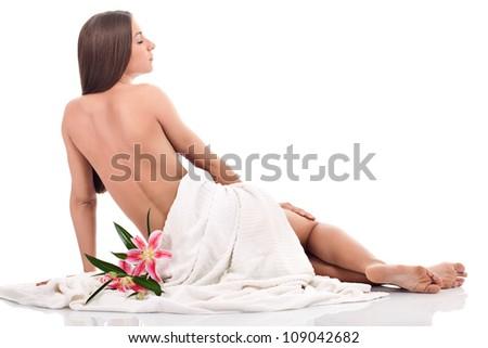 spanking equipment naked man