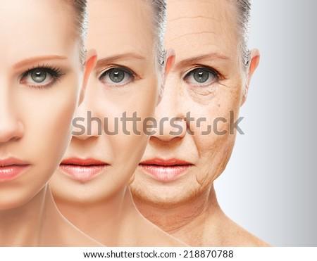 kenali tanda-tanda penuaan