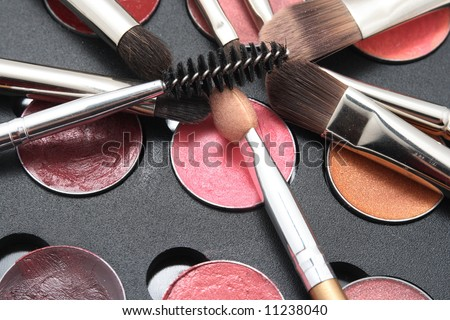 Beauty cosmetic paints