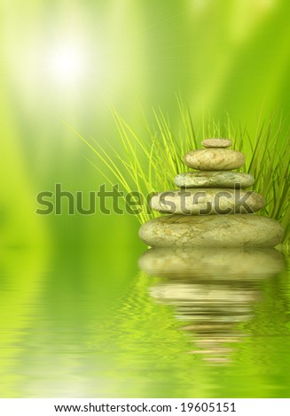 Beauty of the nature - stock photo