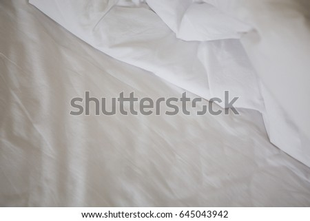 Bed Sheets Texture