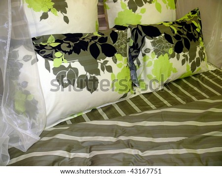 bedclothes - stock photo