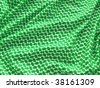 Bedouin traditional pattern textile closeup. More of this motif in my port. - stock photo