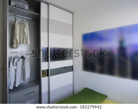 Wardrobe Furniture Stock Images, Royalty-Free Images & Vectors ...