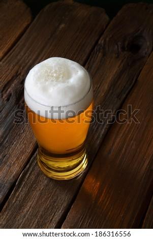 beer! - stock photo