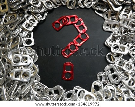 Beer tabs question - stock photo
