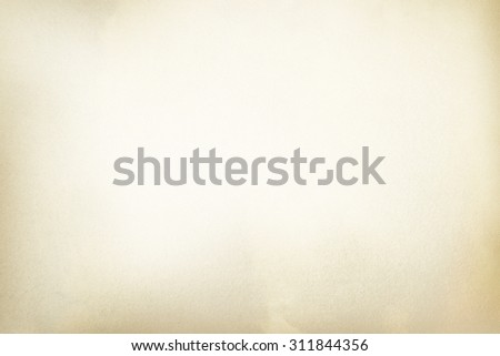 beige canvas background old paper texture closeup - stock photo