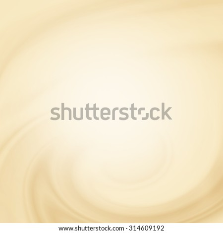 beige cream abstract background smooth wave pattern with copy space, may use as letter paper or greeting card design template - stock photo