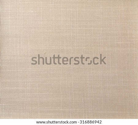 beige fabric texture - stock photo