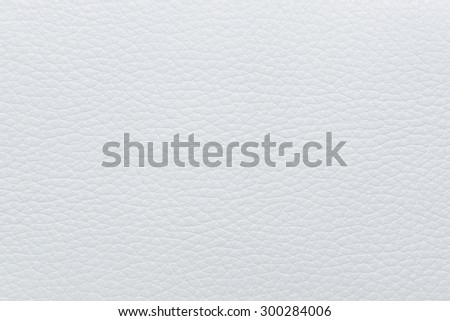 Beige leather texture, white cow skin for background. - stock photo