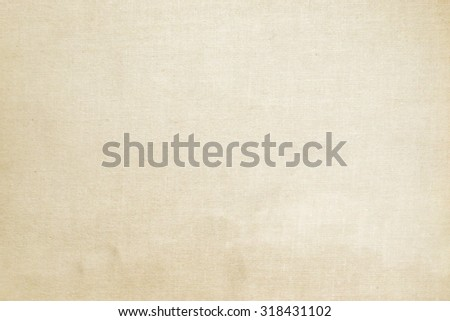 beige linen texture old paper background - stock photo