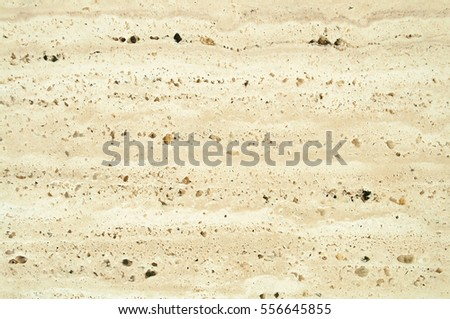 Beige Or Light Brown Marble Texture Abstract Background