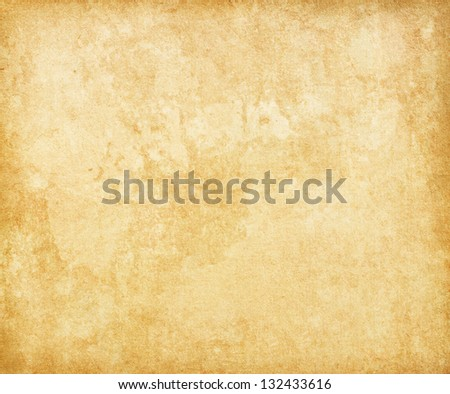 Beige paper background. - stock photo