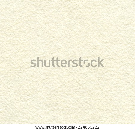Beige paper texture, light paper background  - stock photo